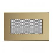 Kamīnu karstā gaisa restīte zelta (galvanizēta) 11x17