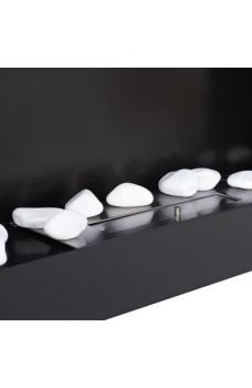 Dekoratīvie akmeņi biokamīnam