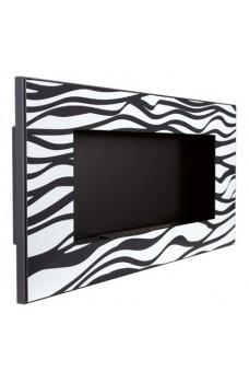 Biokamīns Golf (zebra)